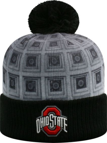 0a17117c77df67 OSU Men's Ohio State Buckeyes 'The Shoe' Knit Beanie | DICK'S ...