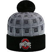 OSU Men's Ohio State Buckeyes 'The Shoe' Knit Beanie