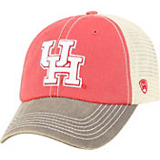 Top of the World Men's Houston Cougars Red Off Road Adjustable Hat