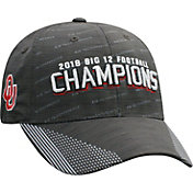 Top of the World Men's 2018 Big 12 Football Champions Oklahoma Sooners Locker Room Hat