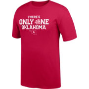 Top of the World Men's Oklahoma Sooners Crimson 'Only One' T-Shirt