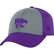 Top of the World Men's Kansas State Wildcats Grey/Purple Two Tone Adjustable Hat