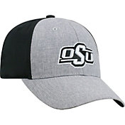 Top of the World Men's Oklahoma State Cowboys Grey/Black Faboo 1Fit Hat