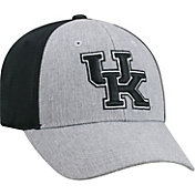Top of the World Men's Kentucky Wildcats Grey/Black Faboo 1Fit Hat