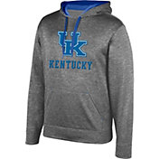 Top of the World Men's Kentucky Wildcats Grey Foundation Hoodie