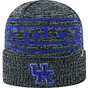 Top of the World Men's Kentucky Wildcats Sockit To Me Grey Knit Beanie