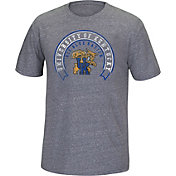 Top of the World Men's Kentucky Wildcats Grey Tri-Blend T-Shirt