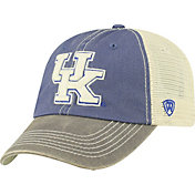 Top of the World Men's Kentucky Wildcats Blue Off Road Adjustable Hat