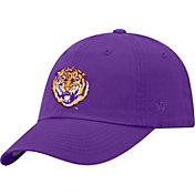 Top of the World Men's LSU Tigers Purple Staple Vintage Patch Adjustable Hat