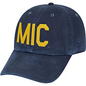 Top of the World Men's Michigan Wolverines Blue District Adjustable Hat
