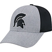 Top of the World Men's Michigan State Spartans Grey/Black Faboo 1Fit Hat