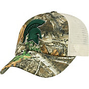 Top of the World Men's Michigan State Spartans Camo Sentry Adjustable Hat