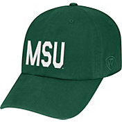 Top of the World Men's Michigan State Spartans Green District Adjustable Hat