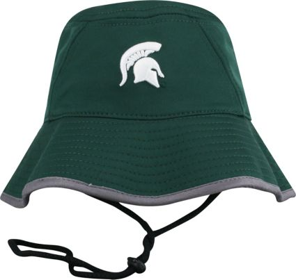 Top of the World Men s Michigan State Spartans Green Bucket Hat ... 34883d14d62