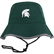 Top of the World Men's Michigan State Spartans Green Bucket Hat
