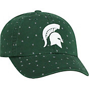Top of the World Women's Michigan State Green Starlite Adjustable Hat