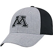 Top of the World Men's Minnesota Golden Gophers Grey/Black Faboo 1Fit Hat