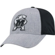 Top of the World Men's Maryland Terrapins Grey/Black Faboo 1Fit Hat