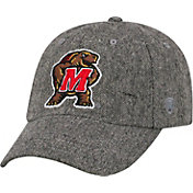 Top of the World Men's Maryland Terrapins Grey Jones Adjustable Hat
