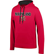 Top of the World Men's Maryland Terrapins Red Foundation Hoodie