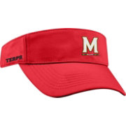 Top of the World Men's Maryland Terrapins Red Visor
