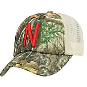 Top of the World Men's Nebraska Cornhuskers Camo Sentry Adjustable Hat