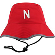 Top of the World Men's Nebraska Cornhuskers Scarlet Bucket Hat
