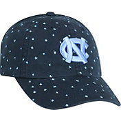 Top of the World Women's North Carolina Navy Starlite Adjustable Hat