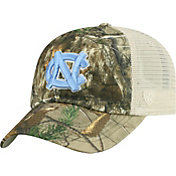 Top of the World Men's North Carolina Tar Heels Camo Sentry Adjustable Hat