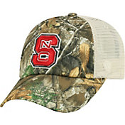 Top of the World Men's NC State Wolfpack Camo Sentry Adjustable Hat
