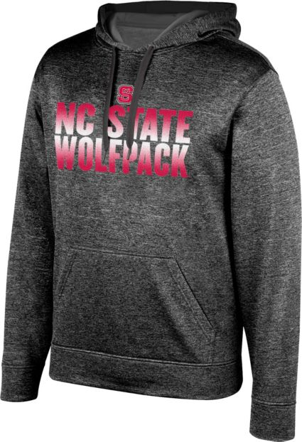 Top of the World Men's NC State Wolfpack Grey Foundation Hoodie