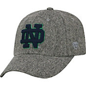 Top of the World Men's Notre Dame Fighting Irish Grey Jones Adjustable Hat