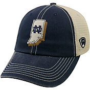 Top of the World Men's Notre Dame Fighting Irish Navy United Adjustable Snapback Hat