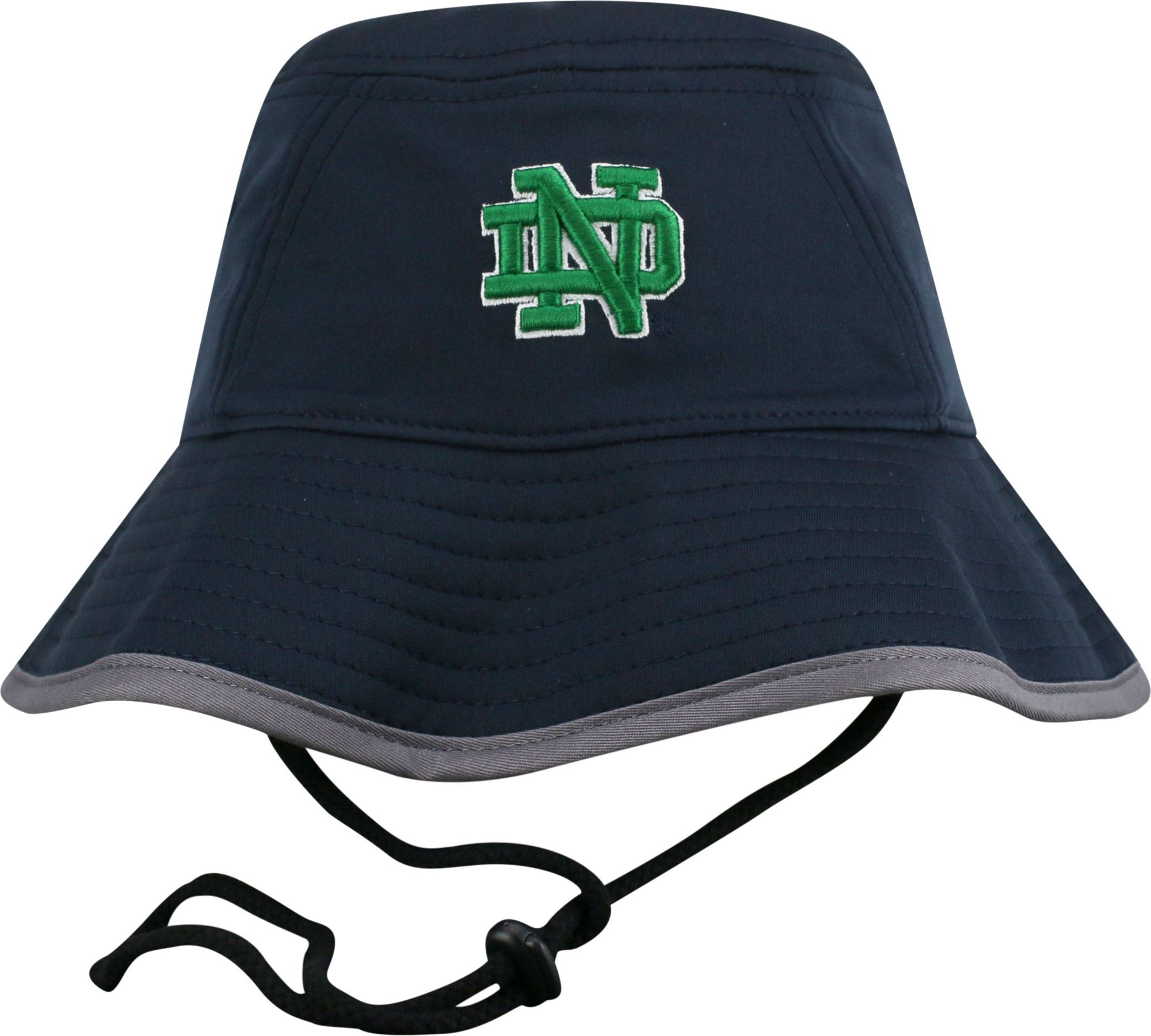 hot sale online 262e6 efea0 ... norway top of the world mens notre dame fighting irish navy bucket hat  4d8e3 7f434