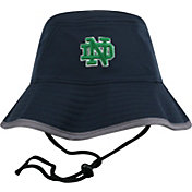 Top of the World Men's Notre Dame Fighting Irish Navy Bucket Hat