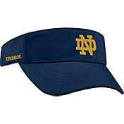 Top of the World Men's Notre Dame Fighting Irish Navy Visor