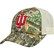 Top of the World Men's Indiana Hoosiers Camo Sentry Adjustable Hat
