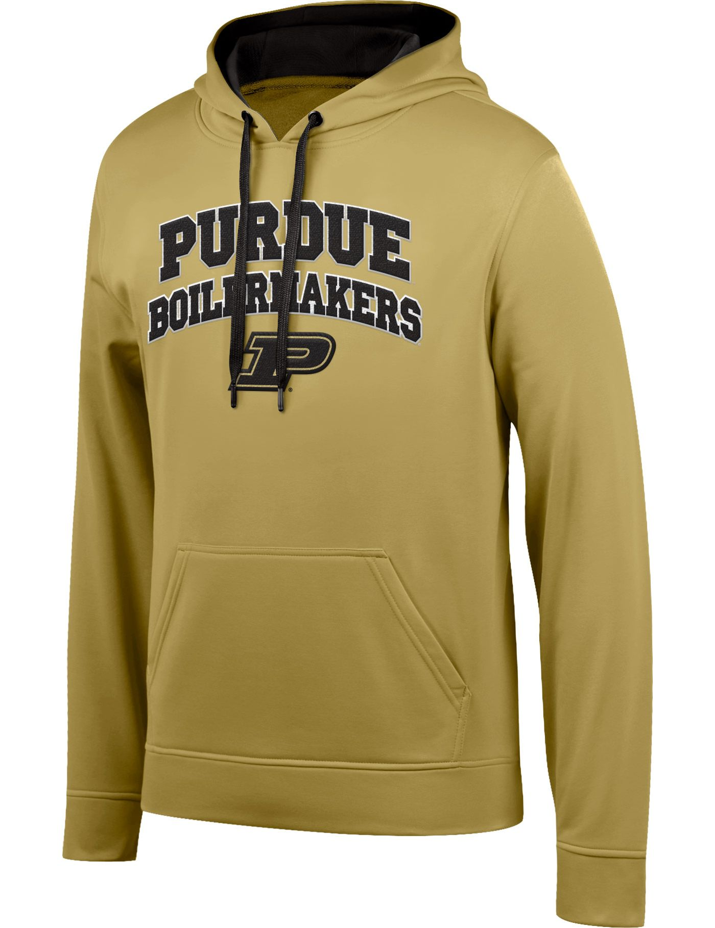 Top of the World Men's Purdue Boilermakers Old Gold Foundation Hoodie