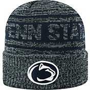 Top of the World Men's Penn State Nittany Lions Sockit To Me Grey Knit Beanie