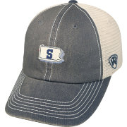 Top of the World Men's Penn State Nittany Lions Grey United Adjustable Snapback Hat