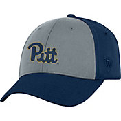 Top of the World Men's Pitt Panthers Grey/Blue Two Tone Adjustable Hat