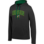 Top of the World Men's Oregon Ducks Foundation Black Hoodie