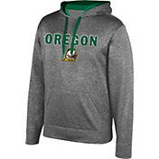 Top of the World Men's Oregon Ducks Grey Foundation Hoodie