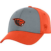 Top of the World Men's Oregon State Beavers Grey/Orange Two Tone Adjustable Hat