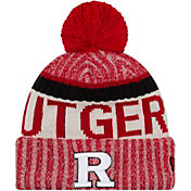 New Era Men's Rutgers Scarlet Knights Scarlet Sport Knit Beanie