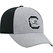 Top of the World Men's South Carolina Gamecocks Grey/Black Faboo 1Fit Hat