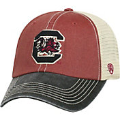 Top of the World Men's South Carolina Gamecocks Garnet Off Road Adjustable Hat