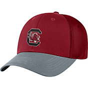 Top of the World Men's South Carolina Gamecocks Garnet Twill Elite Mesh 1Fit Flex Hat
