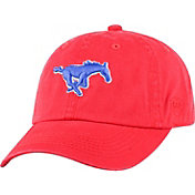 Top of the World Men's Southern Methodist Mustangs Red Crew Adjustable Hat