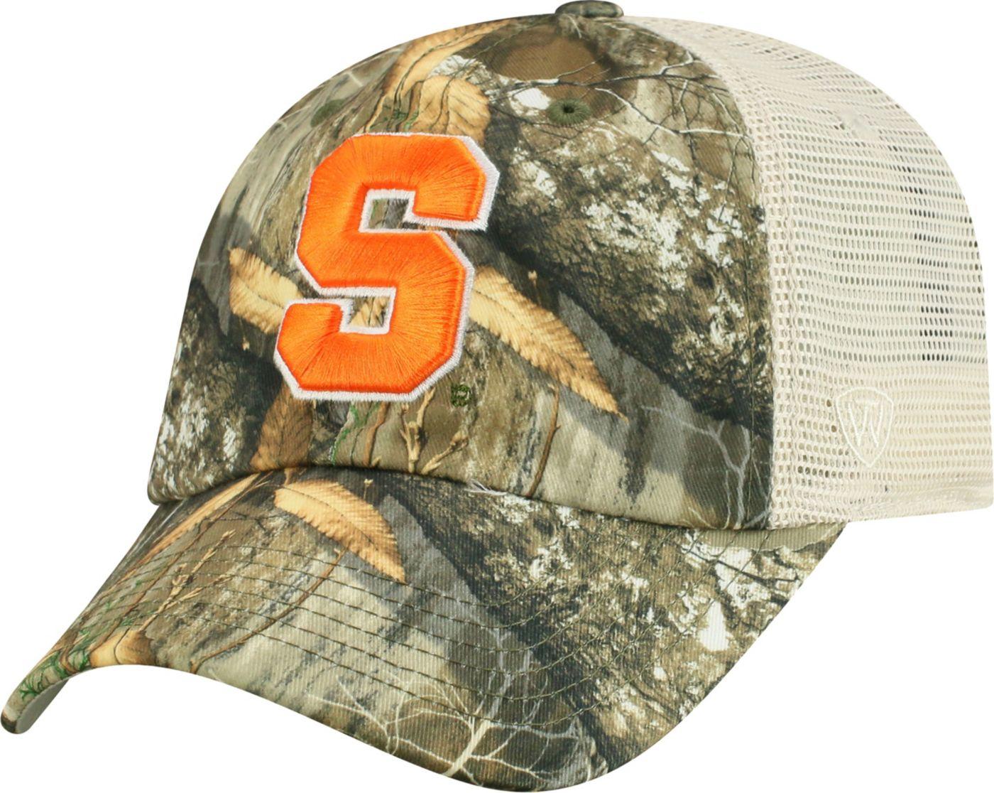 Top of the World Men's Syracuse Orange Camo Sentry Adjustable Hat